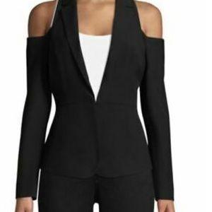 Bcbggeneration Black cold shoulder blazer
